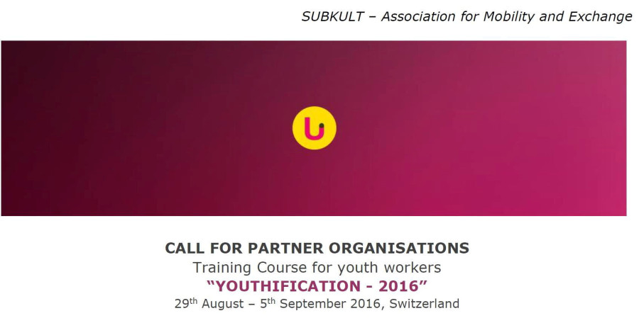 Working with Stev Lev – Call for Partner Organizations