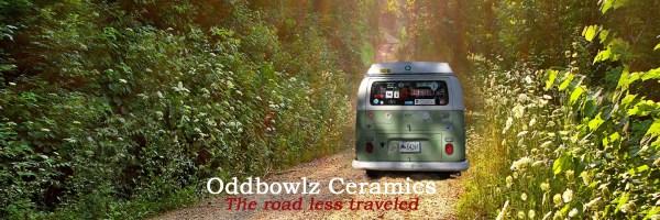 Oddbowlz Ceramics header image