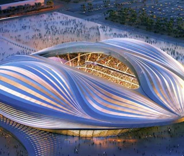 The Vagina Stadium