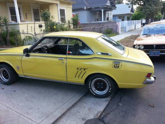1973 Dodge Colt – anything unusual here?