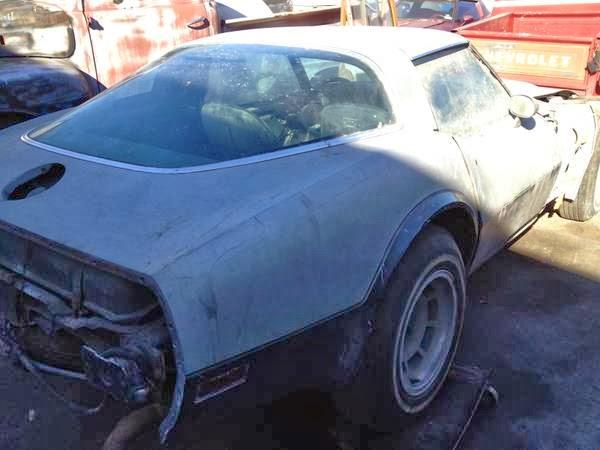 RARE! A Used 1978 Corvette Anniversary Edition!