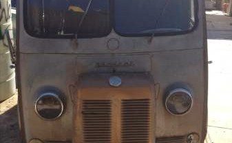 French Creepy Van – Peugeot 4DA