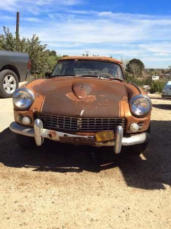 Craigslist Antelope Valley Cars >> Triumph