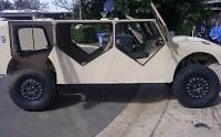 Psuedo-HMMWV Custom Off-Roader