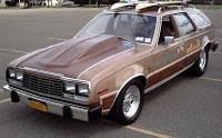 AMC Concord Pro Street Surf Wagon