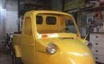 Daihatsu Trimobile: The Three-Wheeled Mircocar from Japan