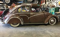 Rat Rod 1967 VW Beetle