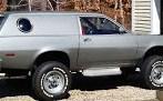 1977 Pinto Cruisin' Wagon Meets Bronco 4WD System