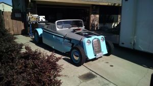 """The Anomaly"""": Home-Built Hot Rod"""