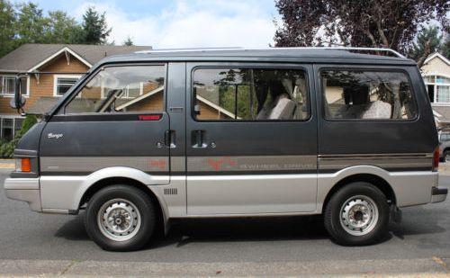 02587c2d5c 1990 Mazda Bongo 4WD Van