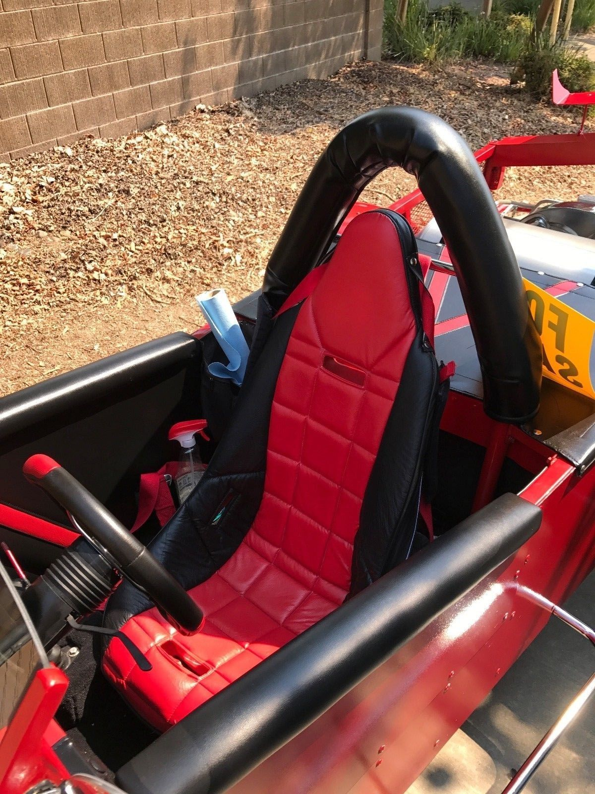 Custom VW e Seat Roadster