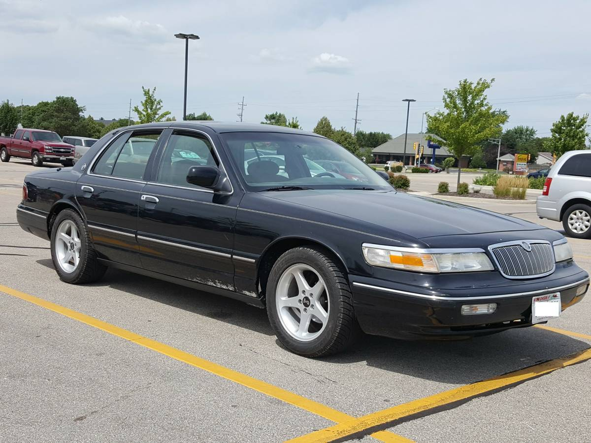 shifty panther 1996 mercury grand marquis with manual swap rh oddimotive  com 1996 mercury grand marquis repair manual 1996 mercury grand marquis  repair ...