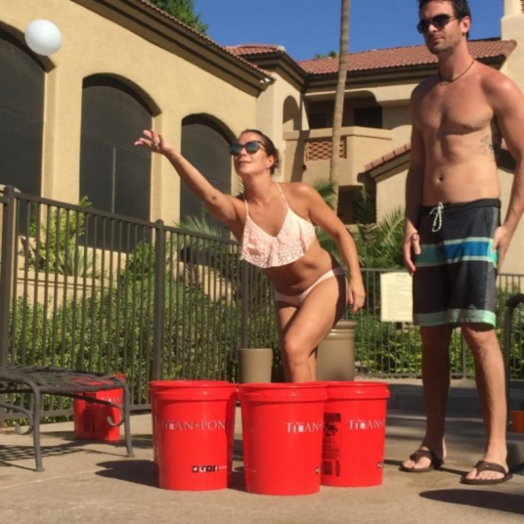 18 Giant Yard Games You Need At Your Next Backyard BBQ