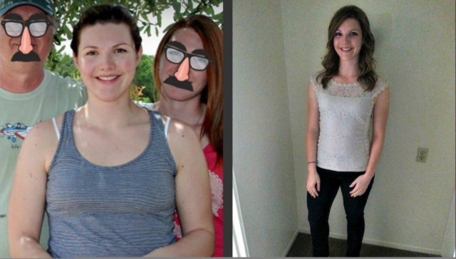 Jessi beach body before-and-after Piyo Shakeology Review