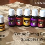 Essential Rewards September Free Items for Ordering Young Living