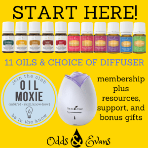Start Your Essential Oils Journey Here