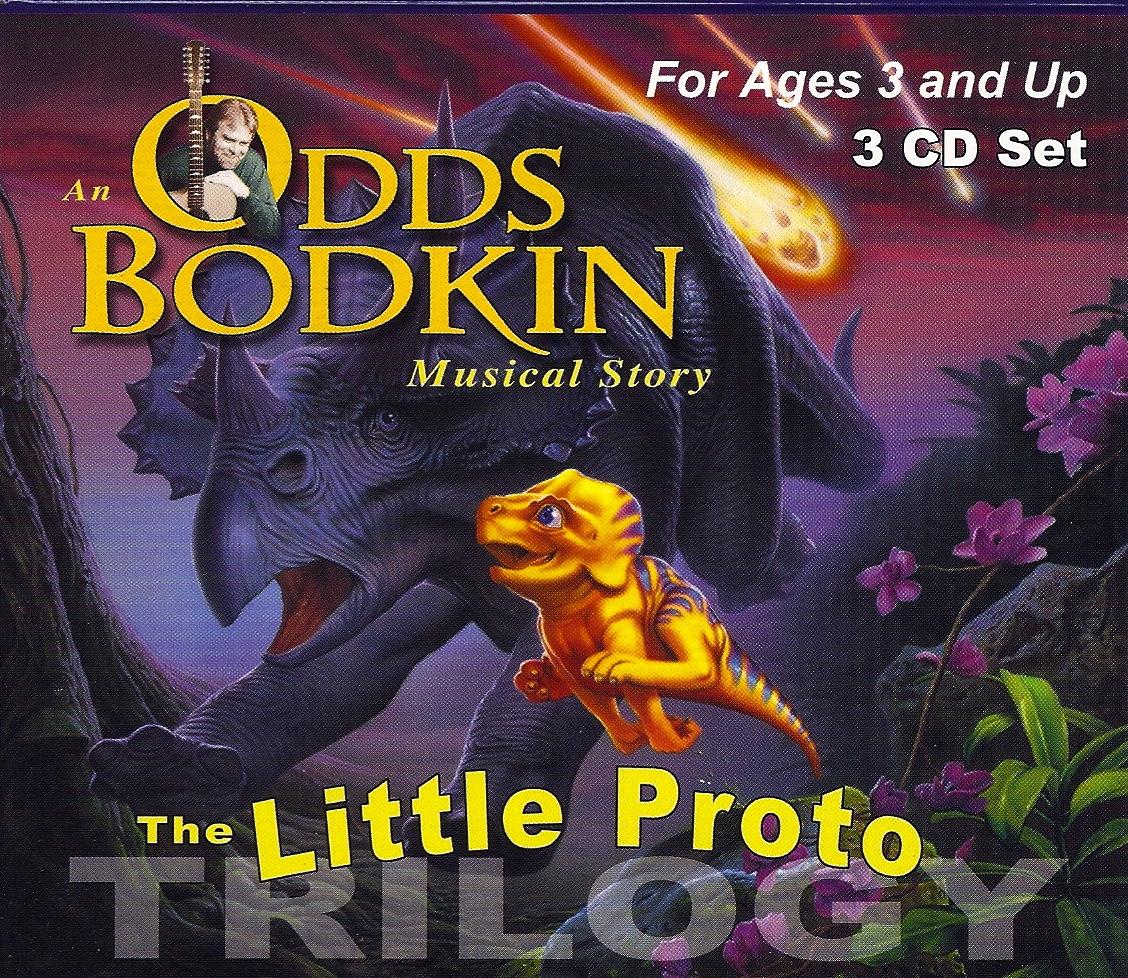 The Little Proto Trilogy I, II & III | Odds Bodkin