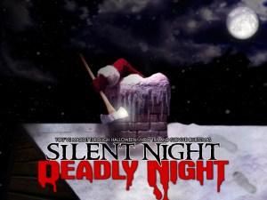 blogs - silent night poster