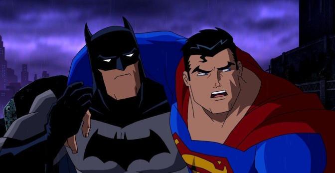 Clark, Uh.. you're kinda heavy...