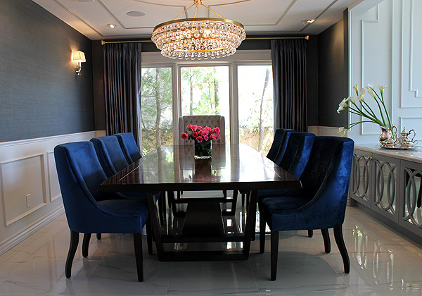 Odeau Interior Design Los Angeles Brentwood Malibu Beverly Hills