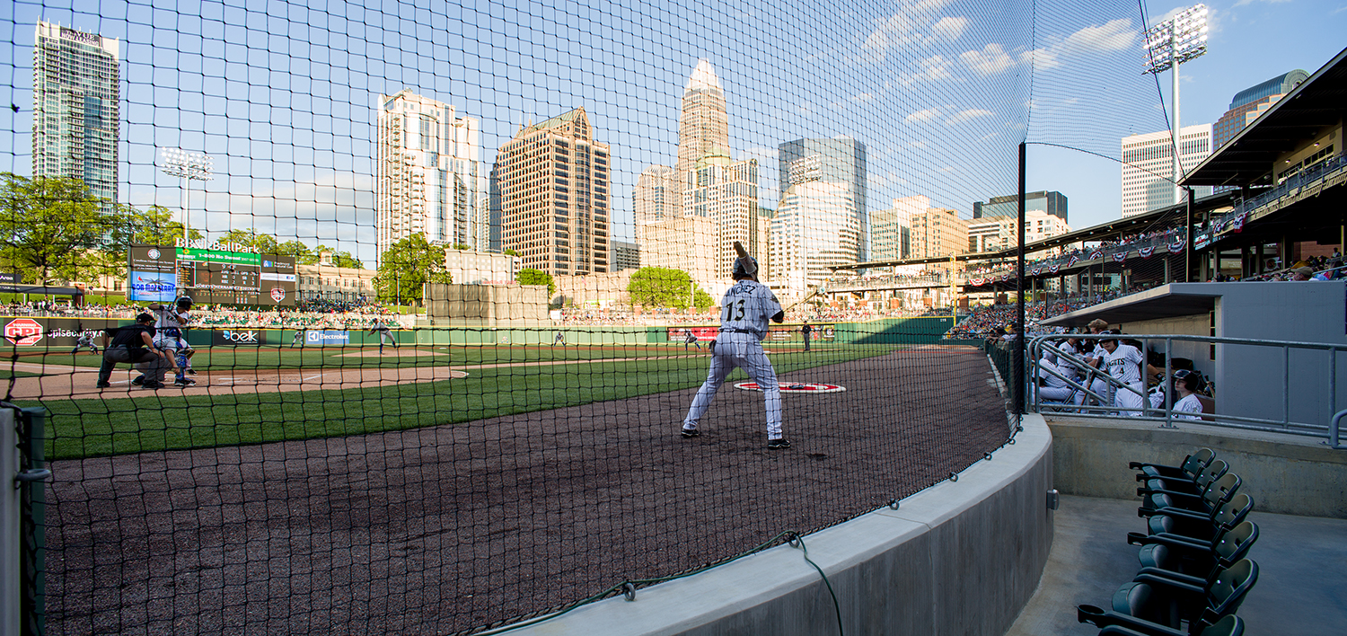 BBT BallPark  Home of the Charlotte Knights  ODELL