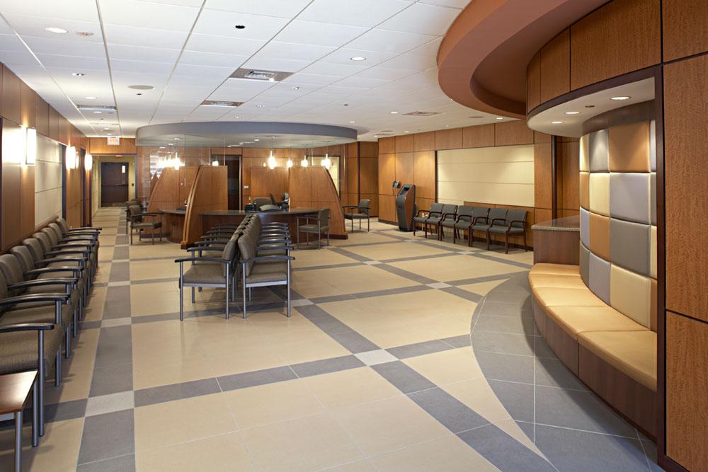 UofL Dental School  ODELL Architecture