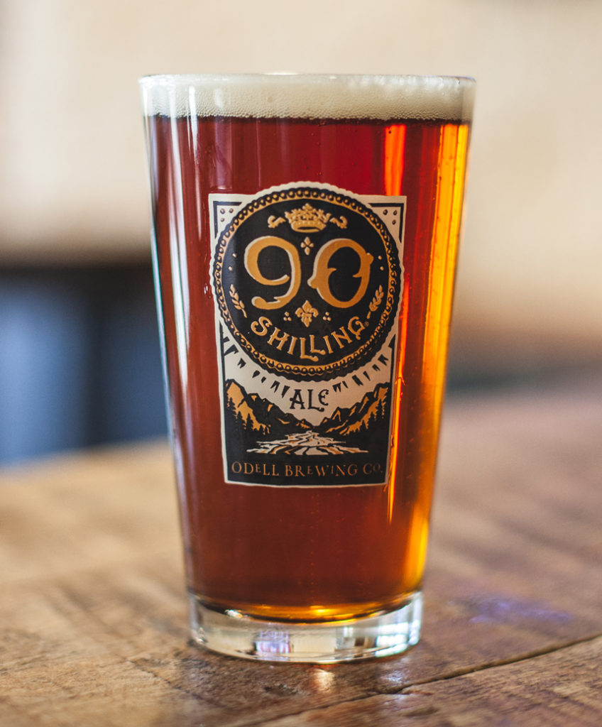 90 Shilling Ale  Odell Brewing Co