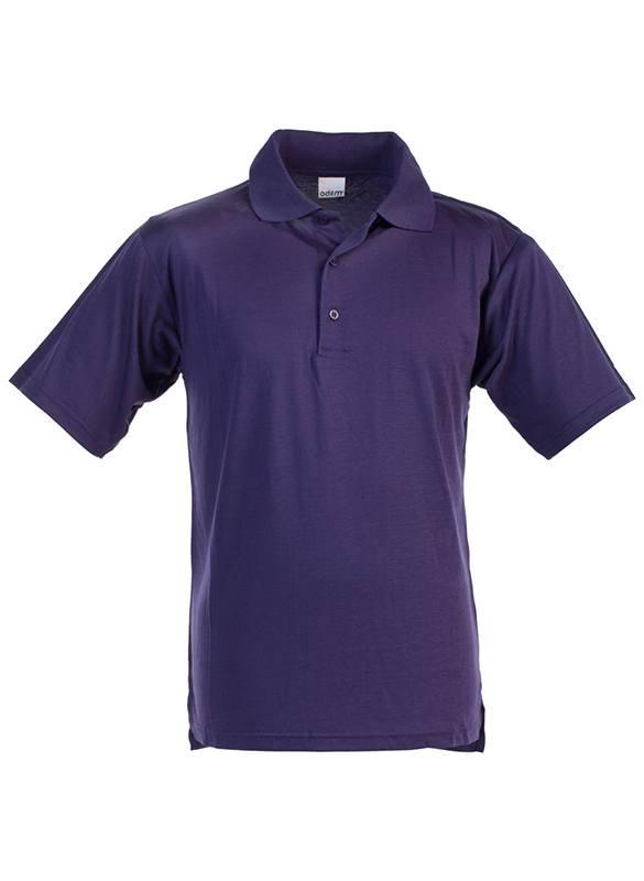 ODEM Kurzarm Polo Shirt in 3 Farben