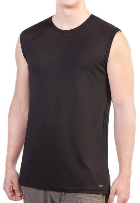 SENSISKIN-Shirt ärmellos TENCEL™ Shirt