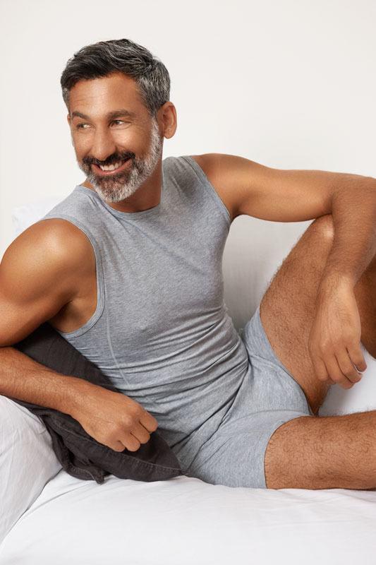HUBER Tyson Athletic-Shirt