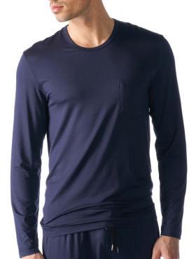 MicroModal® macht MEY Jefferson Pyjama Shirt 1/1 Herren superweich