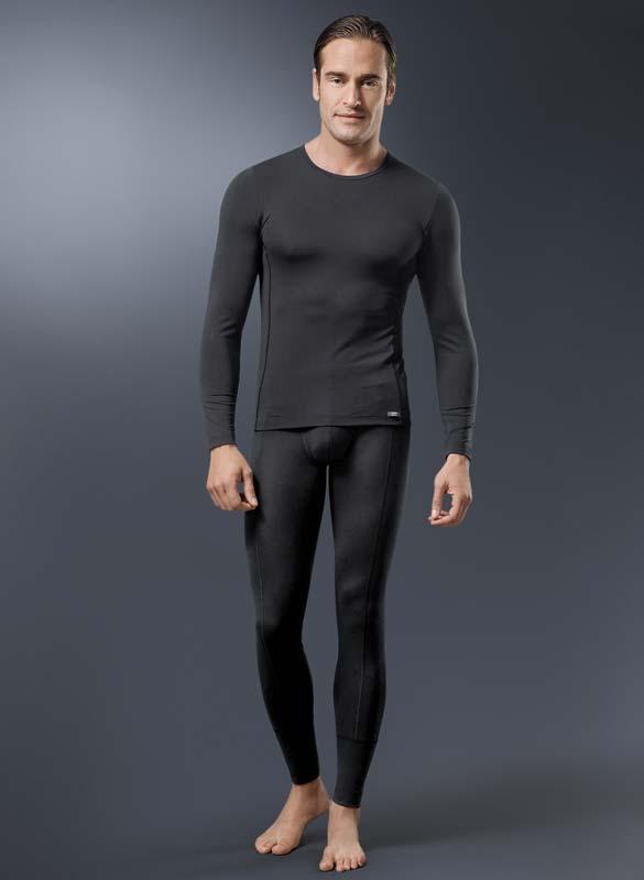 HUBER Tyson Shirt Langarm
