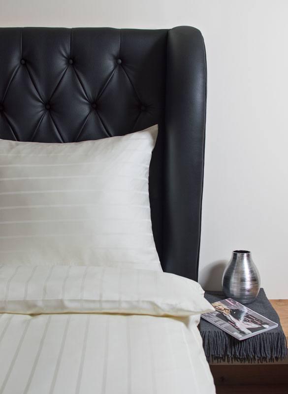 HEFEL Classic Bettgarnitur Streifen