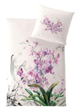Hefel Pure Luxury TENCEL® Lyocell Bettwäsche Bettgarnitur Micro Tokyo Motiv