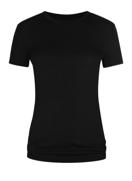 MEY Performance MicroModal Wolle Crew-Neck Women