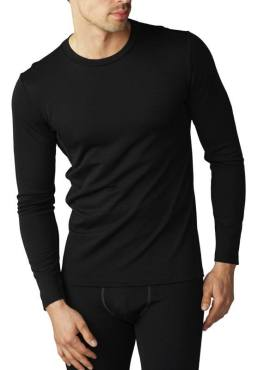 MEY Performance Long-Sleeve Men MicroModal Wolle