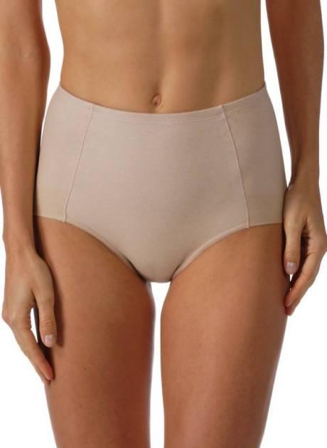 MEY Daily Nova Shape High Waist Damen Modal cream tan vorne