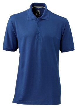 Long Performance Poloshirt mit TENCEL™ Lyocell royalbalu