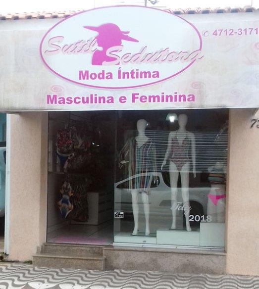 Sutil Sedutora - Loja São Roque