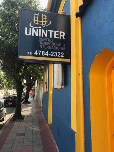 Uninter - Guia Comercial O Democrata