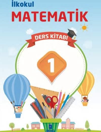 2019-2020 1. Sınıf MHG Yayınları Matematik Ders Kitabı İndir