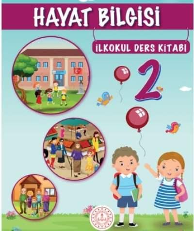 2019-2020 2. Sınıf MEB Yayınları Hayat Bilgisi Ders Kitabı İndir