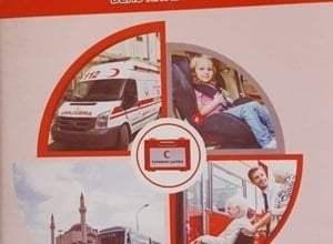 Photo of 2019-2020 İlkokul 4. Sınıf Cem Yayınları Trafik Güvenliği Ders Kitabı