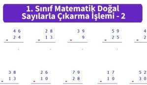 ilkokul_1_Sinif_Matematk_Ondalik_Bozmadan_Cikartma_Etkinligi_1_ornek_Resim