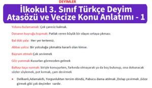 İlkokul_3_Sinif_Turkce_Deyim_Atasozu_ve_Vecize_Konu_Anlatımı_1