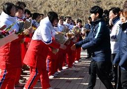 Coreia do Norte cria unidade olímpica