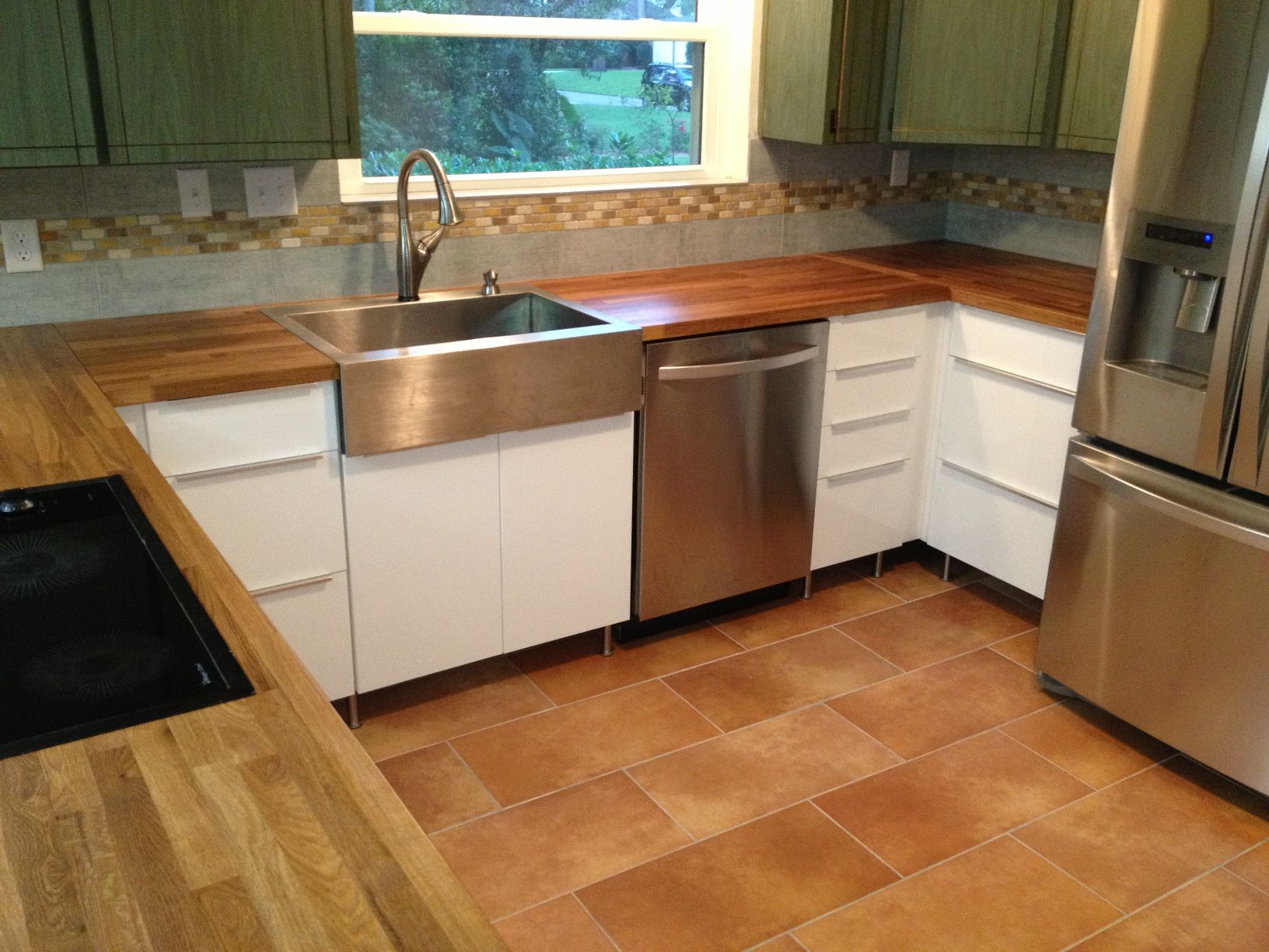 Best Finish For Cherry Wood Countertop