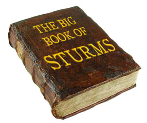 The Big Book of Sturms