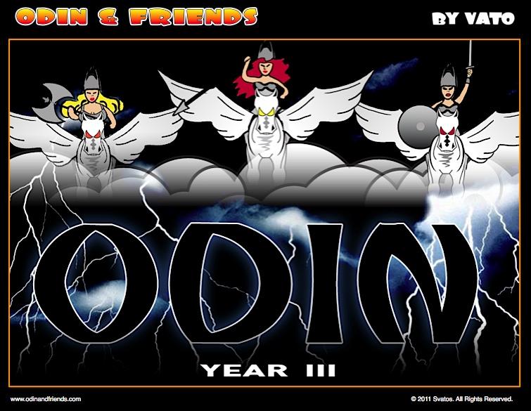 Odin Year Three
