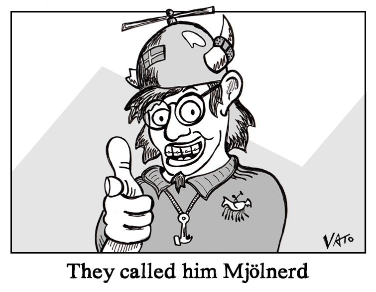 Mjolnerd